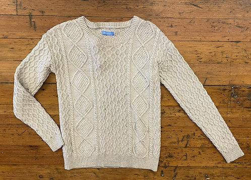 Burgess Cableknit Sweater