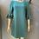 Thumbnail: DVF West Ruffle Sleeve Dress