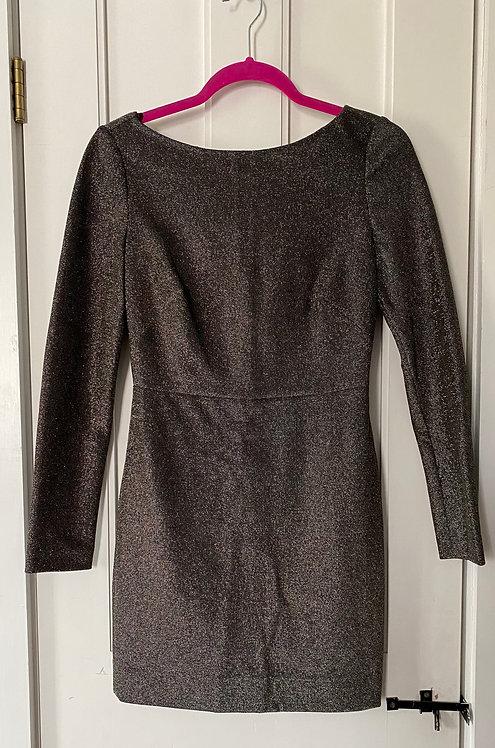 DVF Sparkle Mini Dress