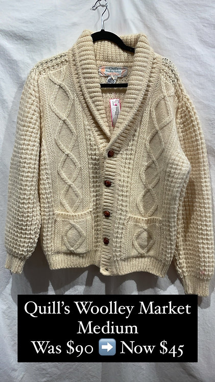 Quills Irish Knit Sweater