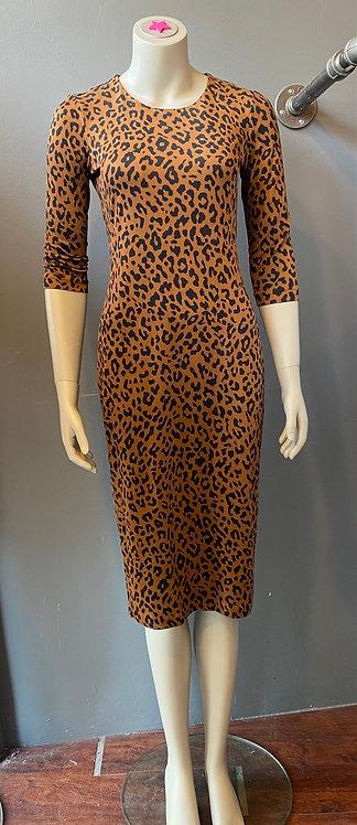 DVF Midi Dress