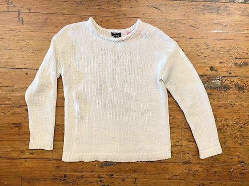 Sara Campbell Cotton Sweater