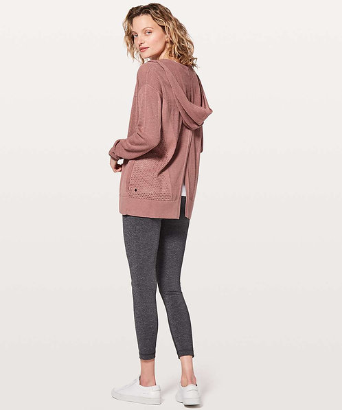 lululemon Still In Movement Wrap Sweater