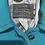 Thumbnail: J.Crew Lady Day Teal Coat