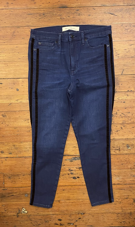 "Gap ""True Skinny Super High Rise"" Jeans"