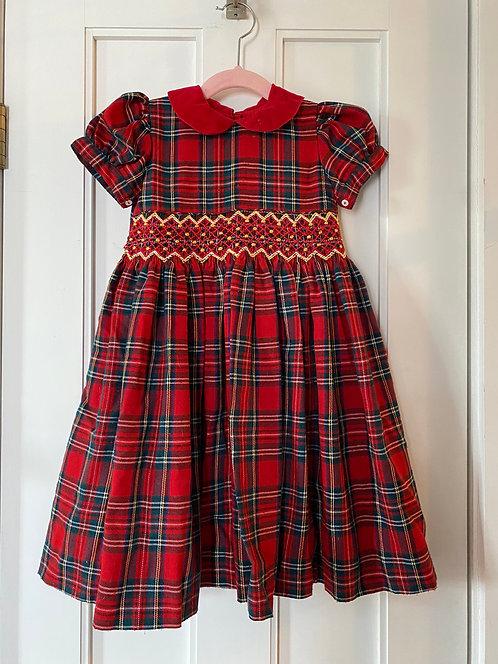 Malvi & Co Smocked Dress