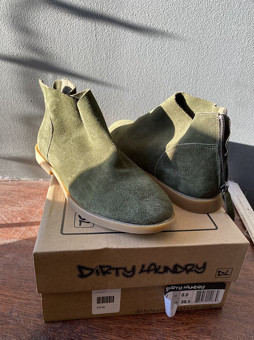 Dirty Laundry Booties