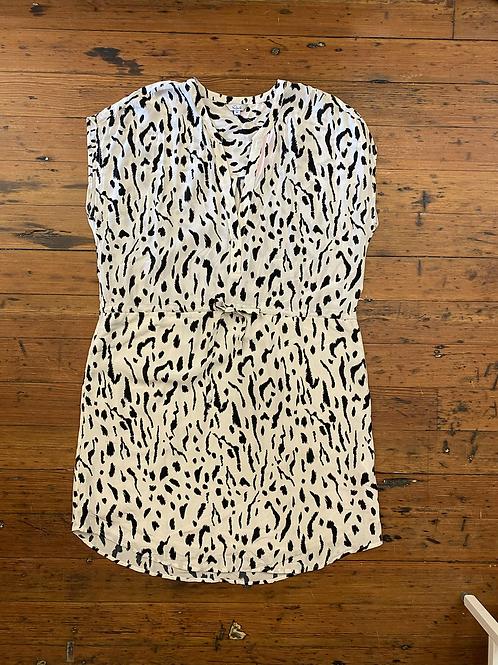 Rails Drawstring Shirtdress | Medium