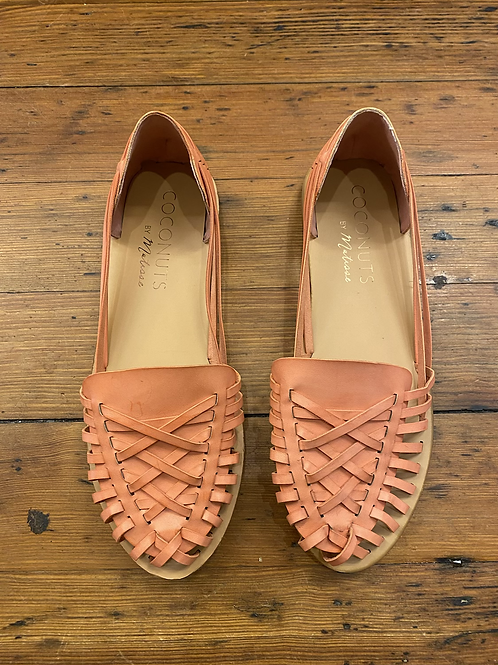Coconuts Woven Flats | Various Sizes