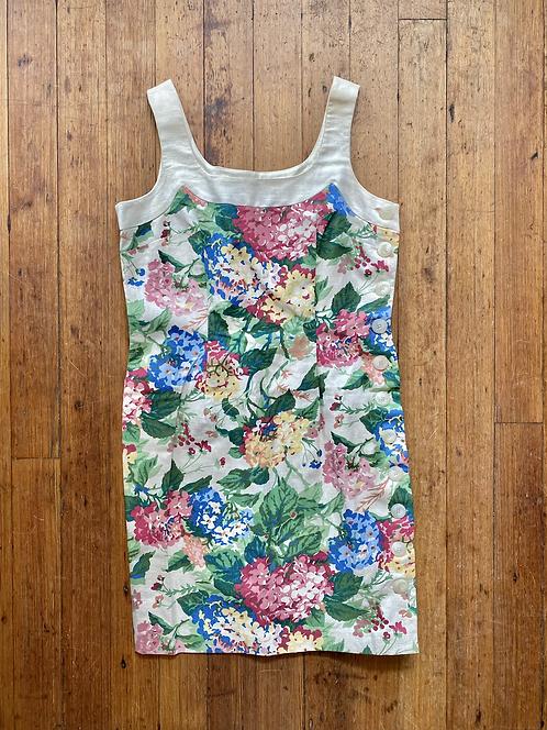 Elizabeth Simon Floral Dress