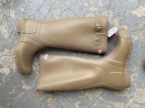Hunter Matte Tall Boots
