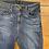 Thumbnail: Just Black Raw Hem Jeans