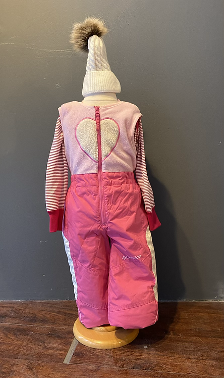 Columbia Heart Snowsuit