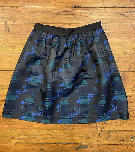 J.Crew Jacquard Skirt