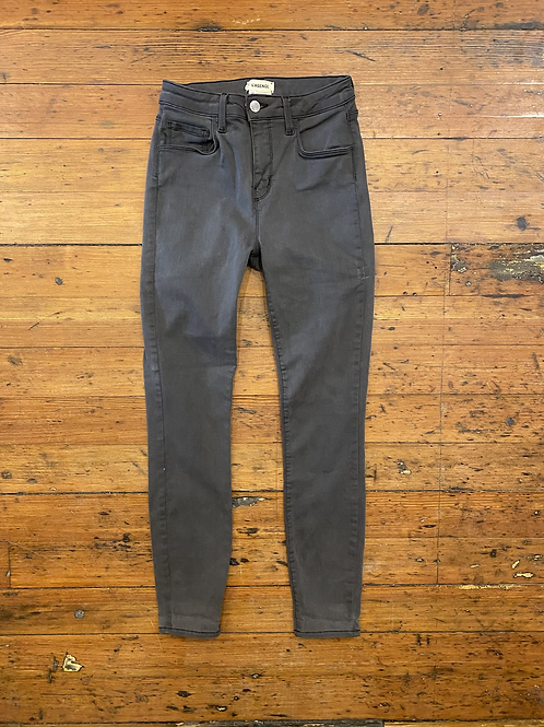 L'Agence Gray Skinny Jeans
