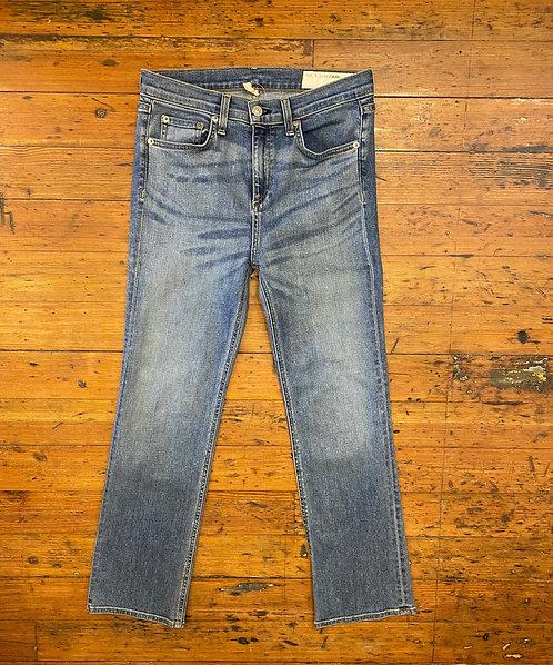 Rag & Bone HR Crop Jeans