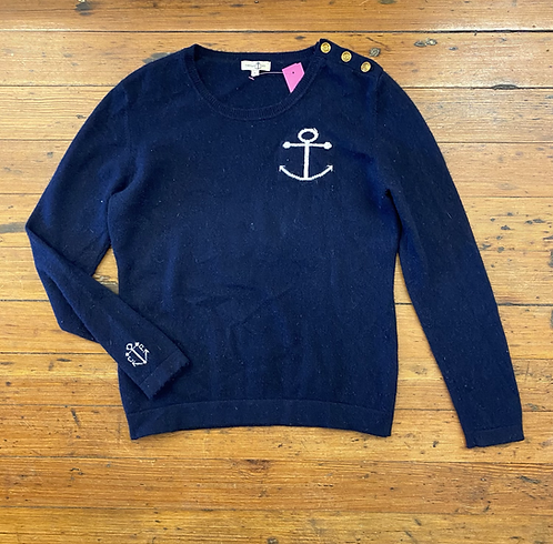 Cortland Park Cashmere Sweater