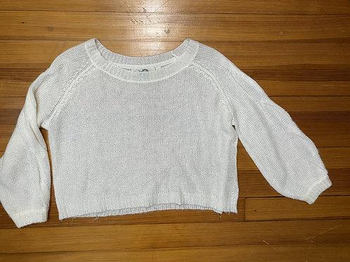 Rosie Neira Alpaca Crop Sweater