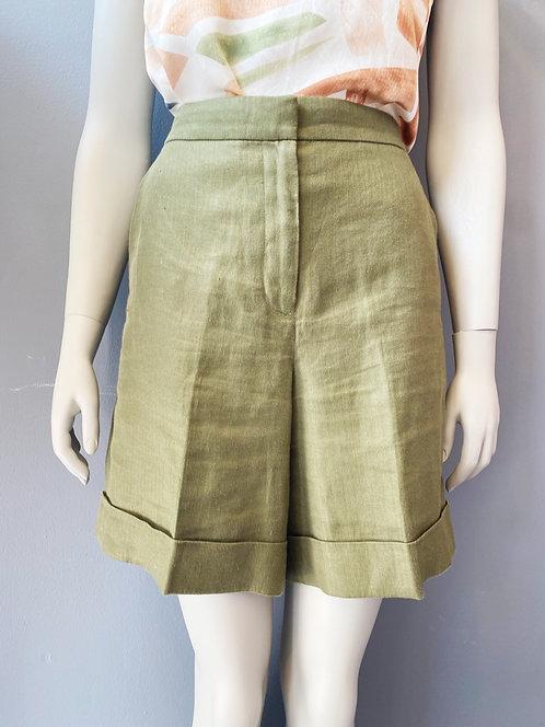 J.Crew Linen HR Shorts | 4