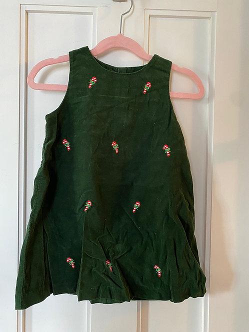 Betti Terrell Candy Cane Dress