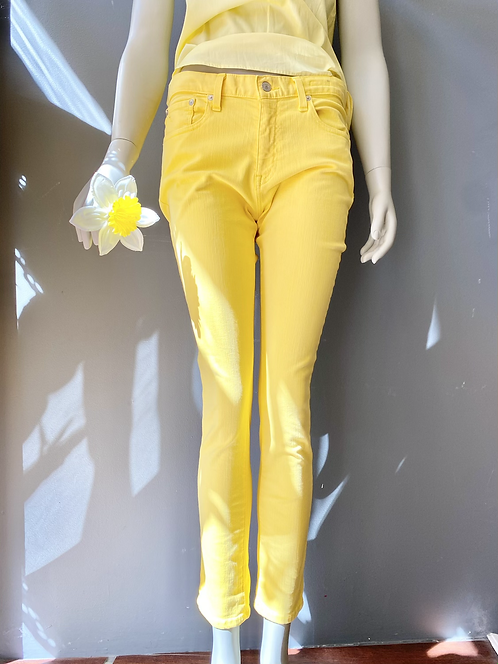 Polo Ralph Lauren Yellow Jeans