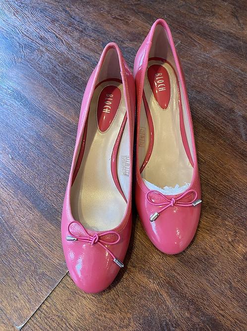 Bloch Patent Block Heels