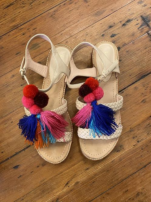 Kate Spade Tassel Sandals