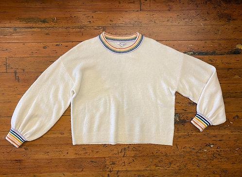 Madewell Baloon Sleeve Sweater