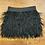Thumbnail: Fumblin Foe Feather Mini Skirt