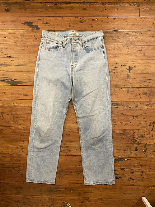 Levi's Wedgie Straight Jeans | 27