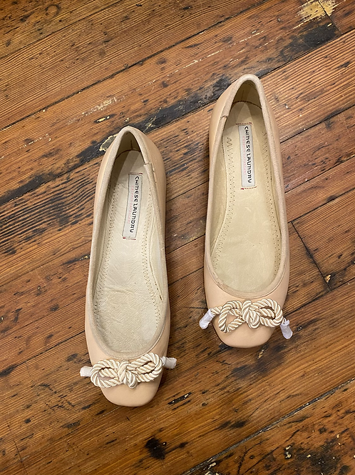Chinese Laundry Bow Flats | 8.5