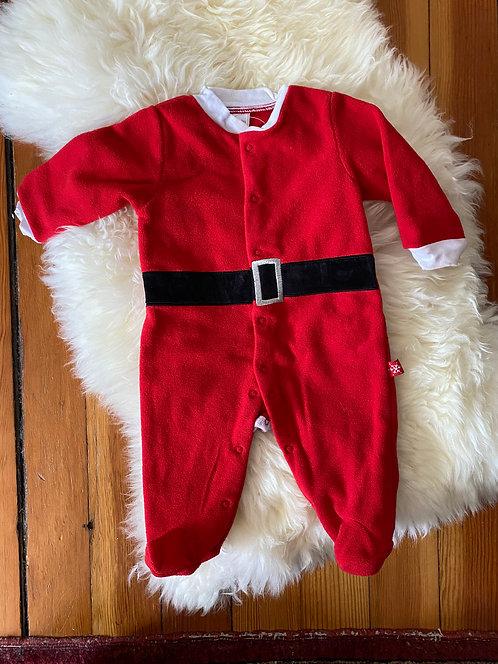 Baby Gear Santa Footie