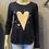 Thumbnail: Lisa Todd Heart Sweater