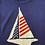 Thumbnail: Pink Pineapple Sailboat Sweater