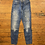 Thumbnail: Mother The Double Fray Chamer Jeans
