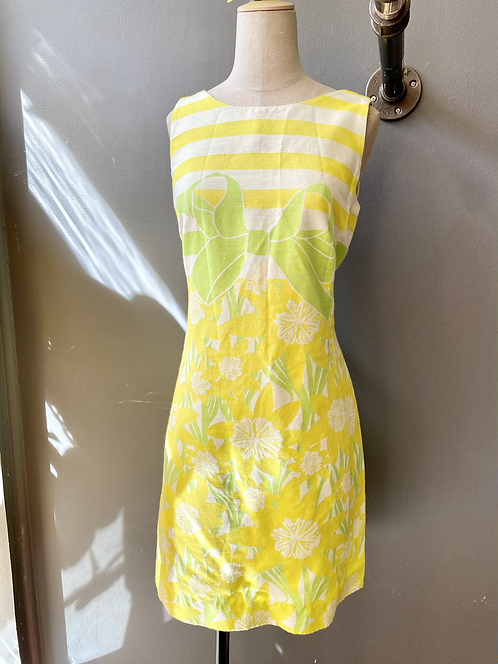 Lilly Pulitzer Daffodil Dress