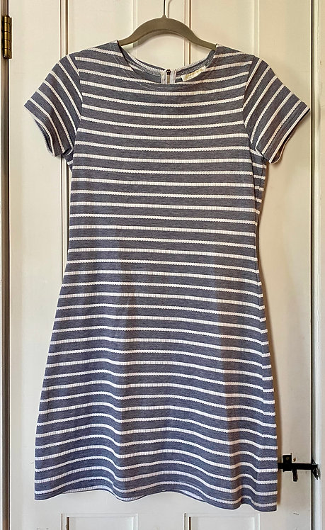 Sail To Sable Stripe Knit Dress