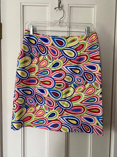 Melly M Printed Skirt