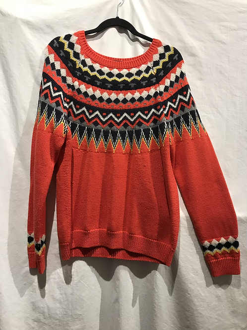 J.McLaughlin Fair Isle Sweater