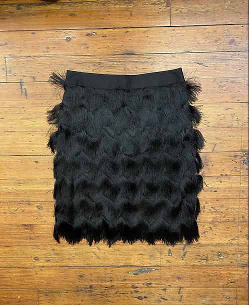 J. McLaughlin Fringe Skirt
