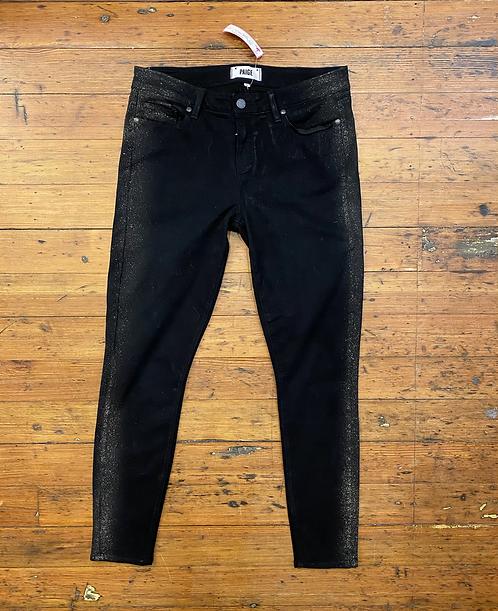 Paige Verdugo Ankle Glitter Jeans