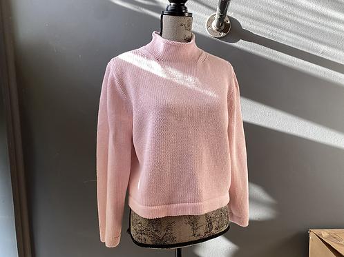 J.Crew Cotton Roll Neck Sweater