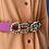 Thumbnail: Pink Leather Belt