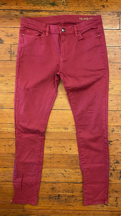Blank NYC Cranberry Jeans