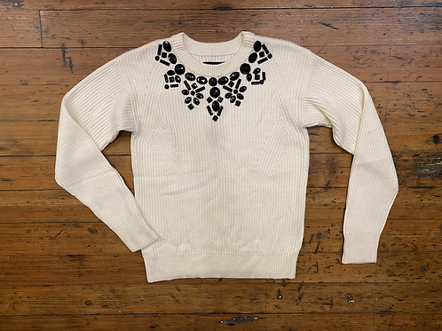 Ann Taylor Gem Sweater