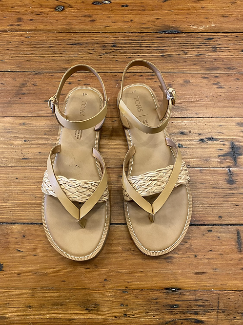 Toms Strappy Sandals