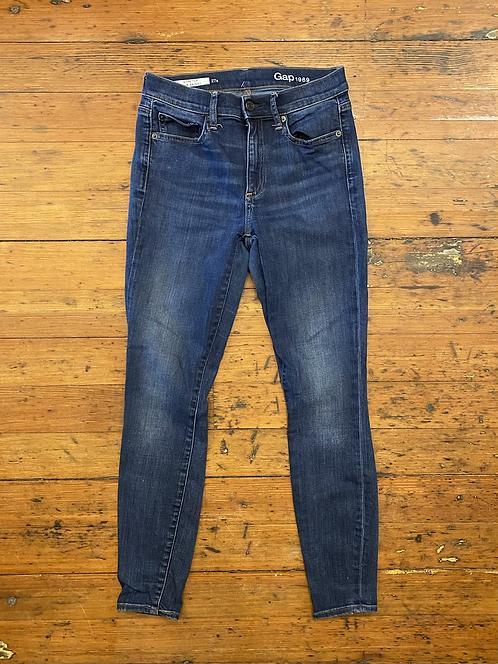 Gap HR Stretch Skinny Jeans