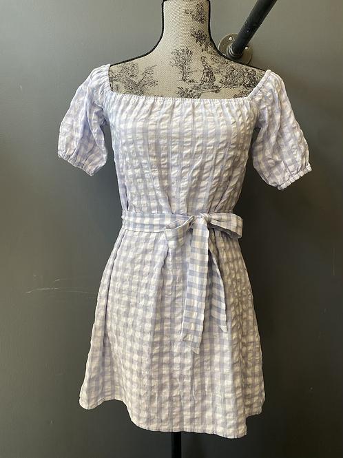 Reformation Gingham Dress