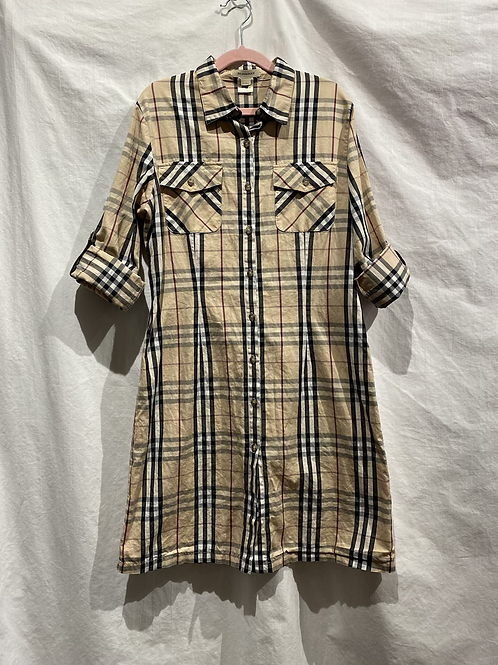 Burberry Girl's Shirtdress