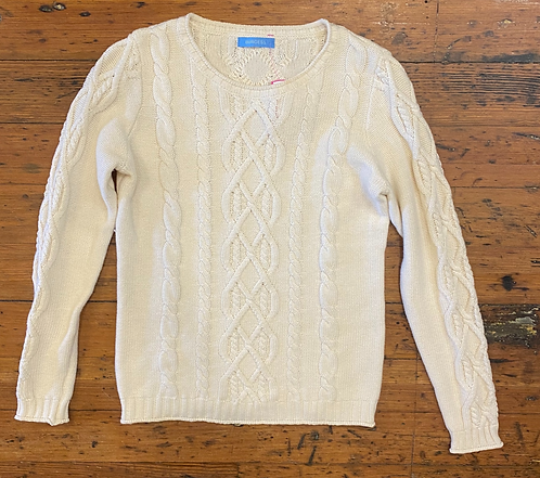 Burgess Cableknit Sweater